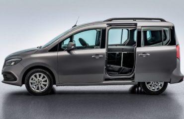 2022 Mercedes Citan karavan
