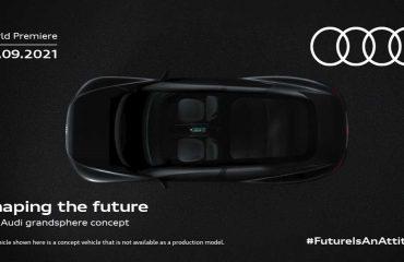 Audi Grandsphere konsepti.