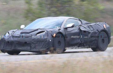 Chevrolet Corvette Grand Sport Casus Foto