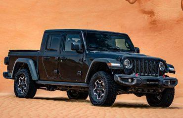 Jeep Gladiator Profil