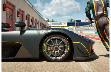 Dallara Pirelli Lastikler