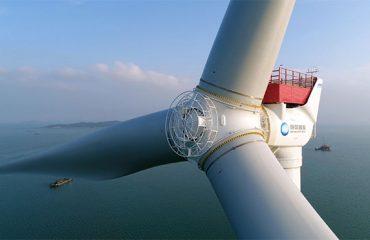 Dünyanın en büyük rüzgar gülü MySE 16.0-242 duyuruldu