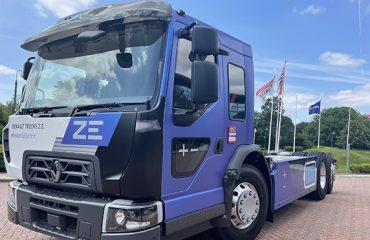Renault Trucks D WIDE Z.E. LEC