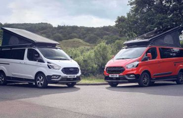 Ford Tourneo Custom Nugget Active ve Trail