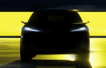 Lotus elektrikli araç tanıtımı.