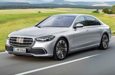 Mercedes-Benz S Serisi Ön Cephe