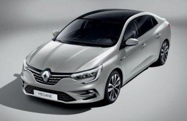 Renault Megane Sedan Karsan