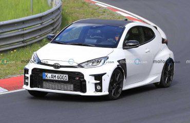 Toyota GR Yaris Performanslı Versiyon Nürburgring testi