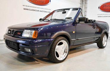 Açık Artırmaya Çıkarılan Treser VW Polo Targa / Cabriolet