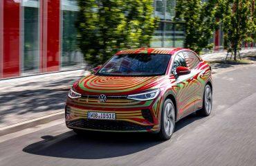 Volkswagen ID 5 GTX Teaser