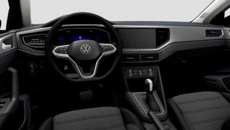 Volkswagen Nivus Brezilya'da multimedya ekransız