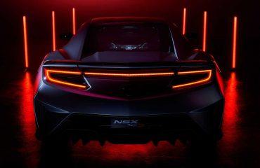 Acura NSX Type S Teaser