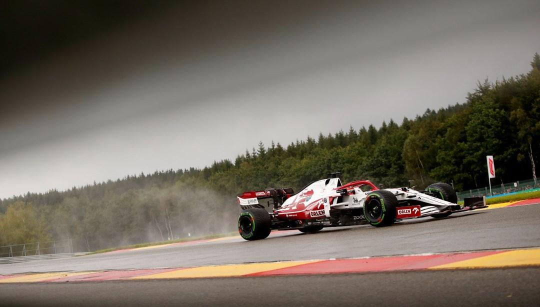 Formula 1 pilotu Raikkonen sezon sonunda emekli oluyor