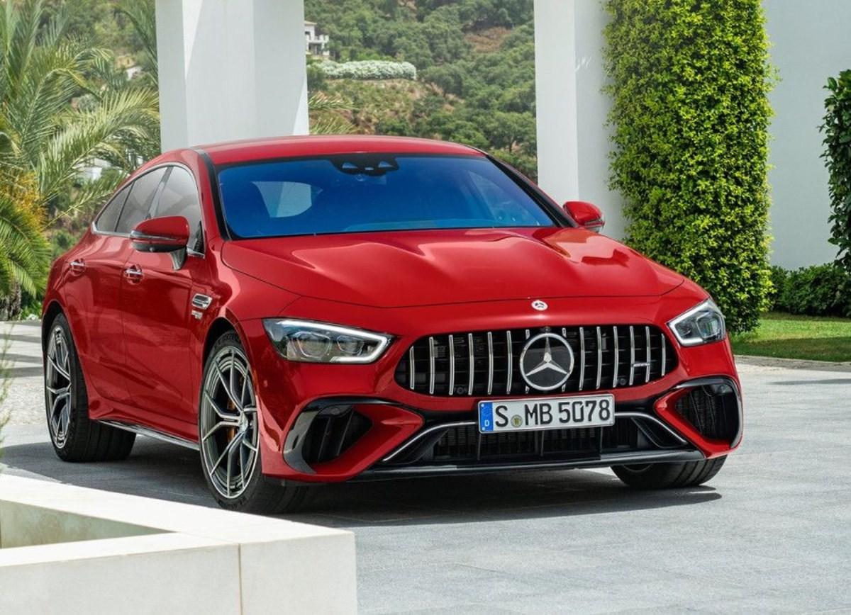 1630569617 564 Mercedes en guclu AMGyi tanitti 842 beygirlik hibrit