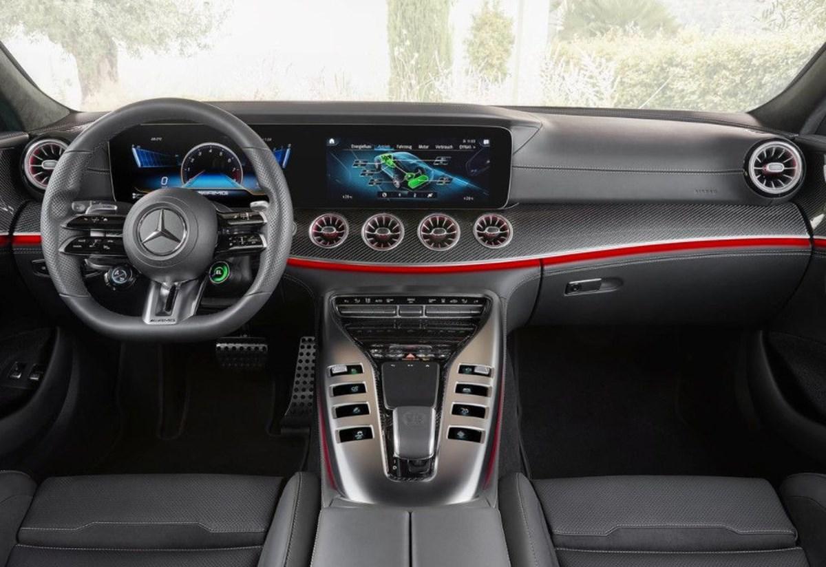 1630569617 738 Mercedes en guclu AMGyi tanitti 842 beygirlik hibrit