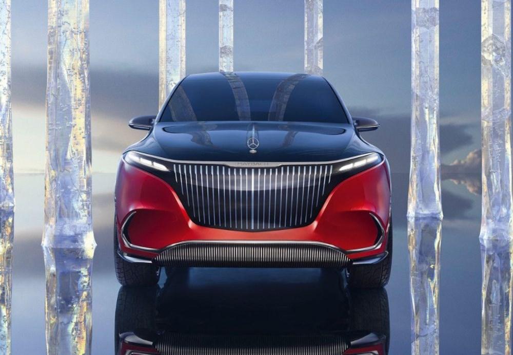 Mercedes-Maybach EQS SUV konsepti tanıtıldı - 7