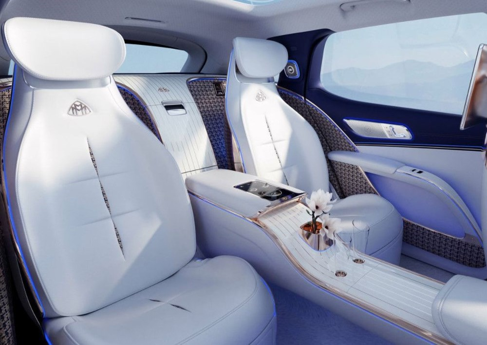 Mercedes-Maybach EQS SUV konsepti tanıtıldı - 8