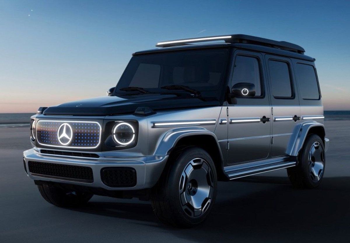 1630961118 495 Efsane elektrikleniyor Mercedes EQG Concept ortaya cikti