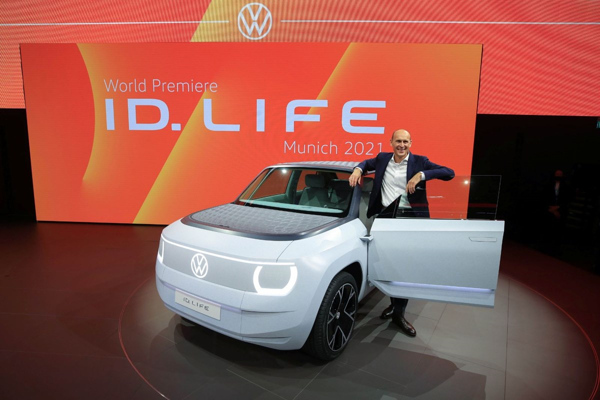1630971980 332 Volkswagen yeni konsept modeli ID LIFEi tanitti