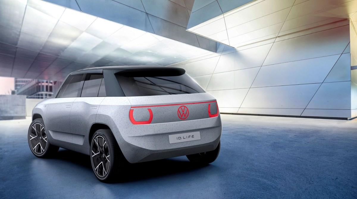 1630971980 474 Volkswagen yeni konsept modeli ID LIFEi tanitti
