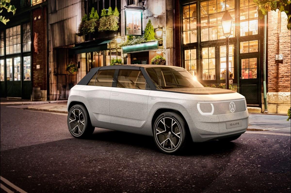 1630971980 503 Volkswagen yeni konsept modeli ID LIFEi tanitti