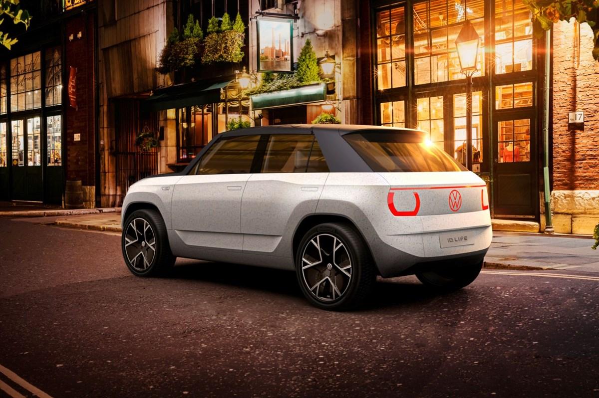1630971980 910 Volkswagen yeni konsept modeli ID LIFEi tanitti
