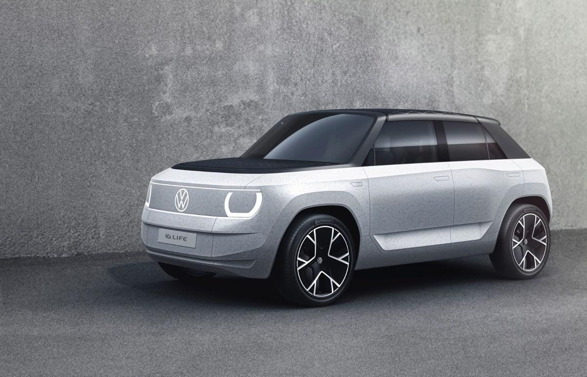 1630971980 949 Volkswagen yeni konsept modeli ID LIFEi tanitti