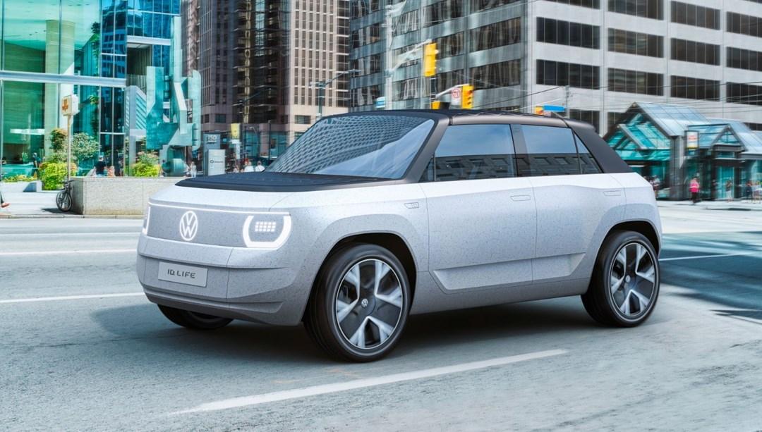Volkswagen yeni konsept modeli ID. LIFE'ı tanıttı