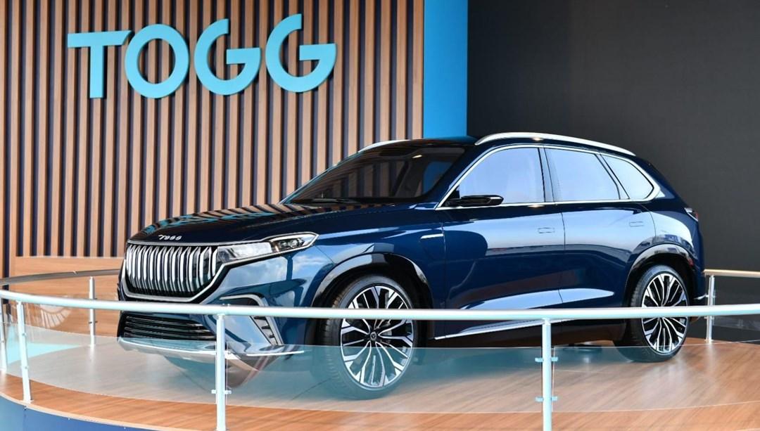 Yerli otomobil TOGG TEKNOFEST'te | NTV