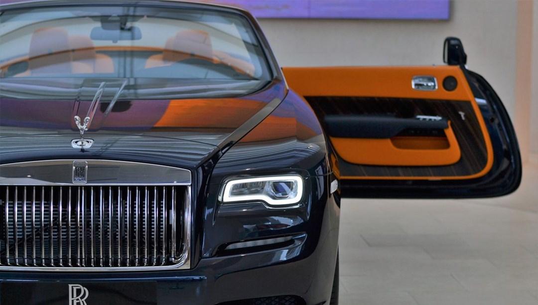 Rolls-Royce'tan elektrikli otomobil açıklaması: İlk model 2023 yılında