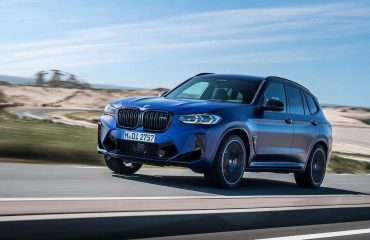 BMW X3 M Competition (2021)