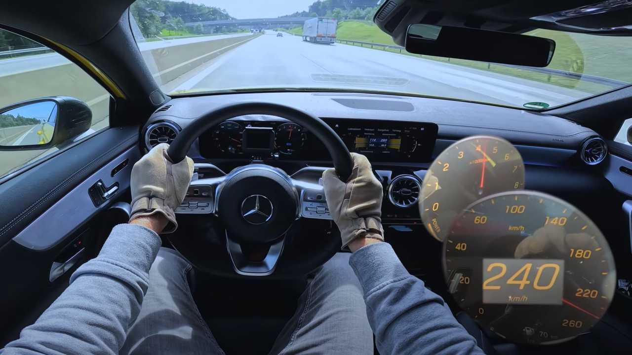 Mercedes A250e Otobanda.