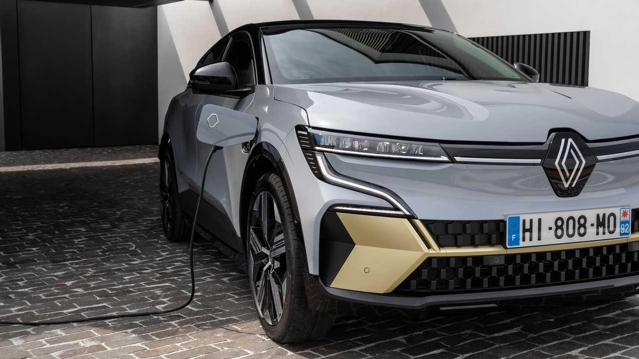 Renault Megane E-Tech Electric Ön Cephe
