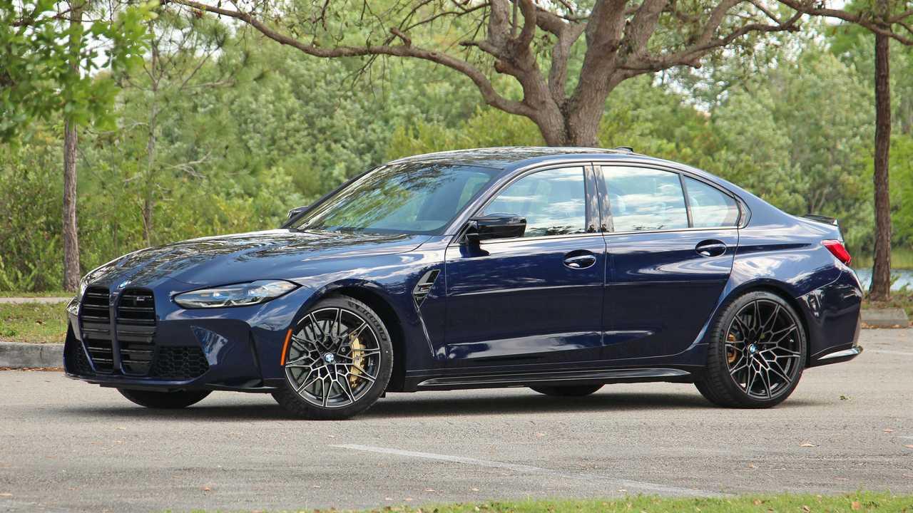 2020 BMW M3 Competition, Volkswagen Golf R'ye karşı.