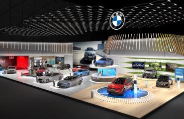 BMW, MINI ve Land Rover Autoshow 2021'de yerini aldı