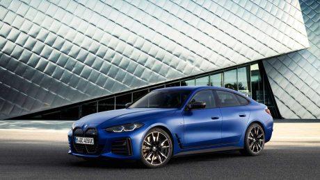 BMW i4 Ön CEphe