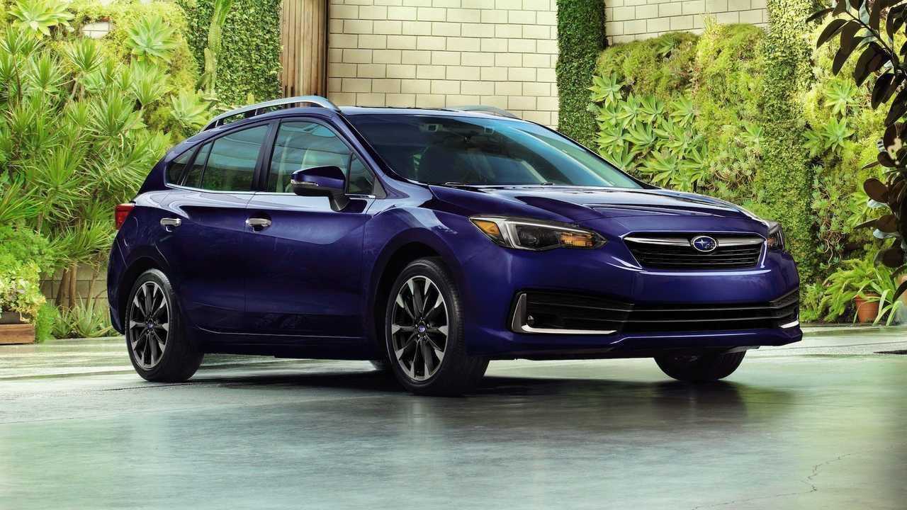 2021 Subaru Impreza Ön Cephe