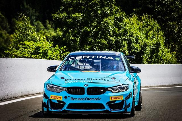 Borusan Otomotiv Motorsport Nürburgring'de start alacak