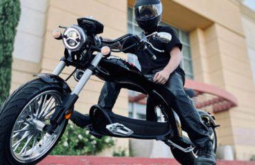 Elektrikli motosiklet Buzzsaw