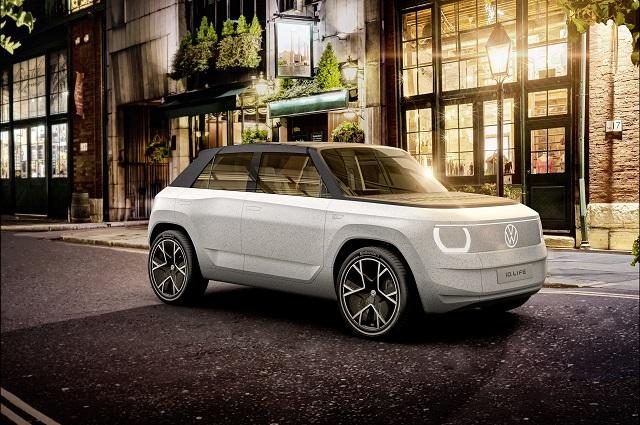 Crossover karakterli şehir otomobili Münih'te!