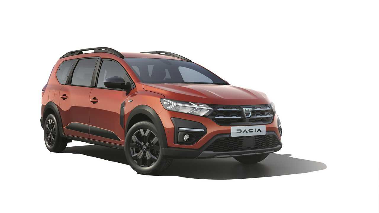 Dacia Jogger Ön Cephe