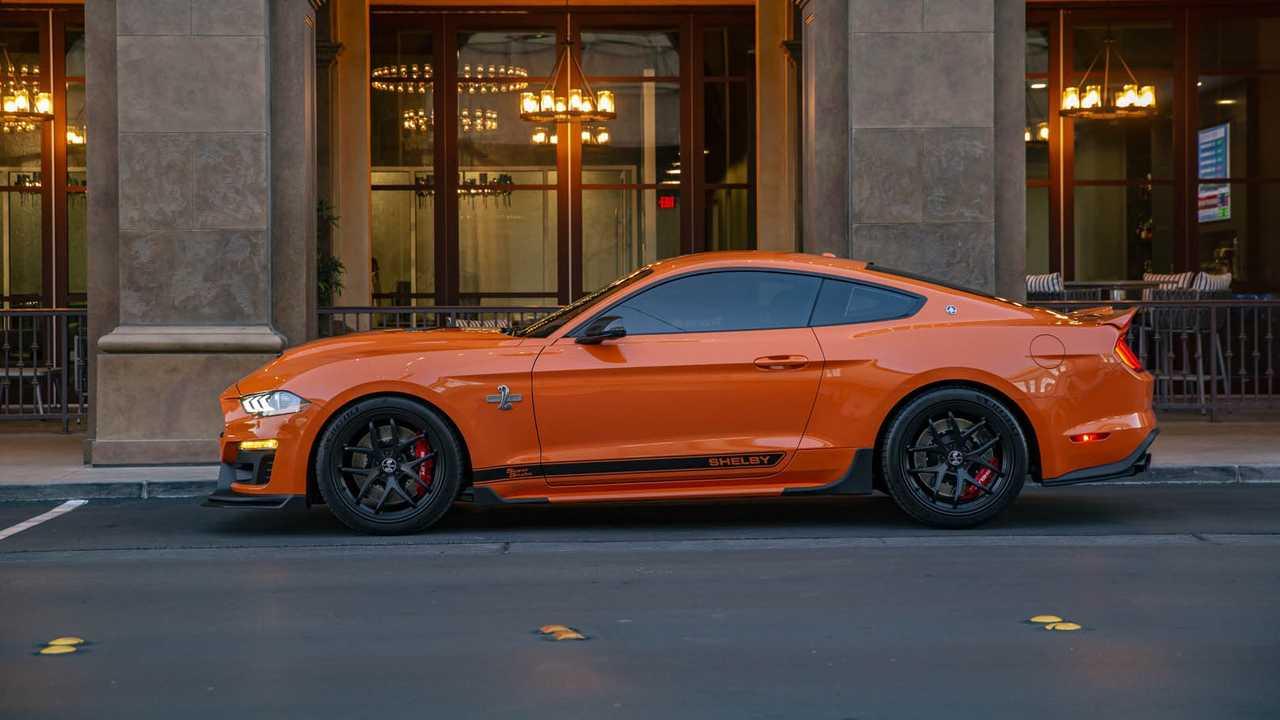 2020 Shelby Super Snake.
