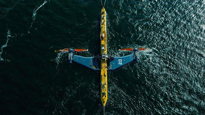 Gelgit enerjisi ile çalışan en güçlü türbine Türk firma desteği