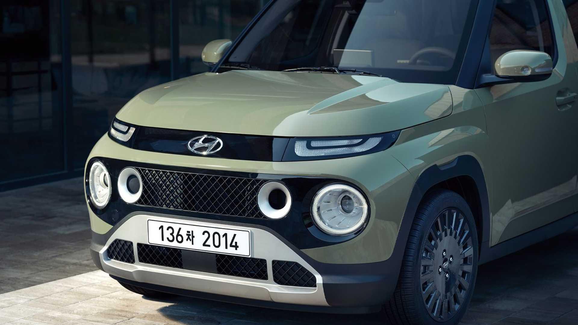 Hyundai Casper'a bu video ile yakından bakıyoruz