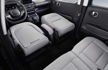 Hyundai Casper Kabin