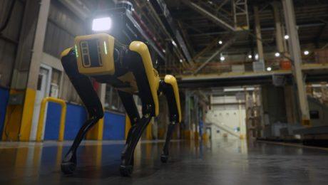Hyundai ve Boston Dynamics ortaklığından doğan güvenlik robotu