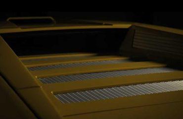 Lamborghini Countach Rekreasyon Teaserı.
