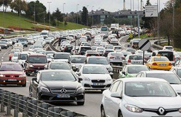Kaydolan araç sayısı yüzde 30 arttı!