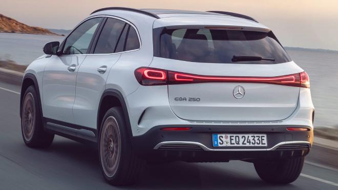Mercedes EQA Türkiye listesine giriş yaptı; işte fiyat ve öne çıkanlar