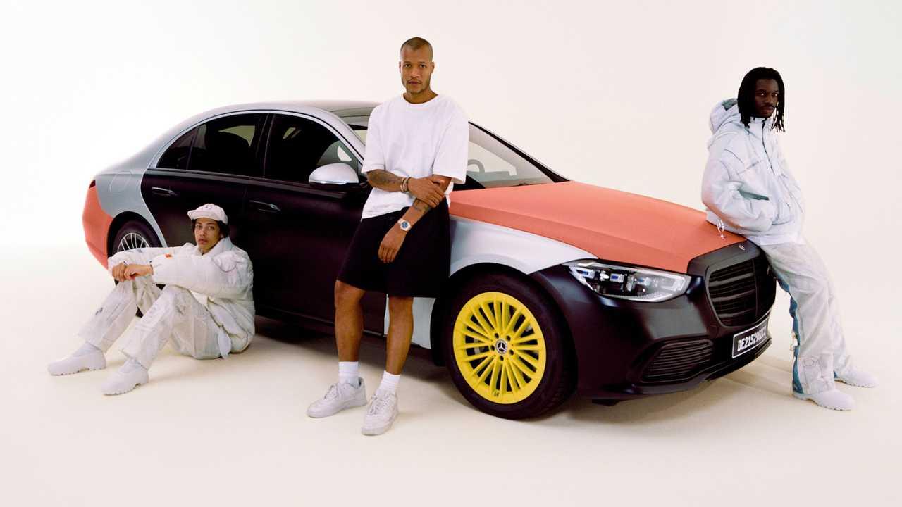 Mercedes-Benz Hava Yastığı Tasarımları